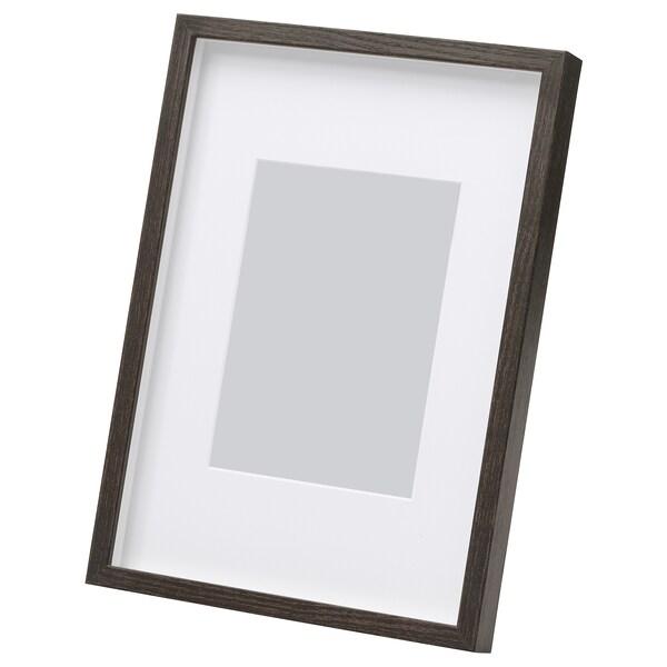 HOVSTA Ram, tamnosmeđa, 21x30 cm