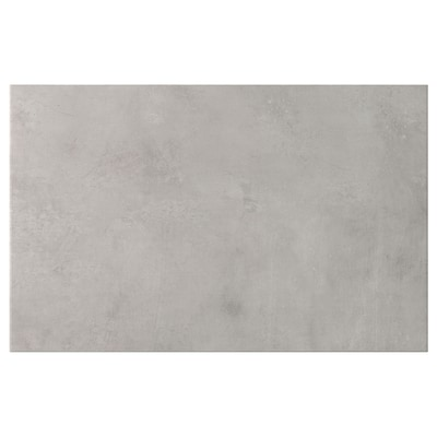 KALLVIKEN Front za vrata/fioku, svetlosiva imitacija betona, 60x38 cm