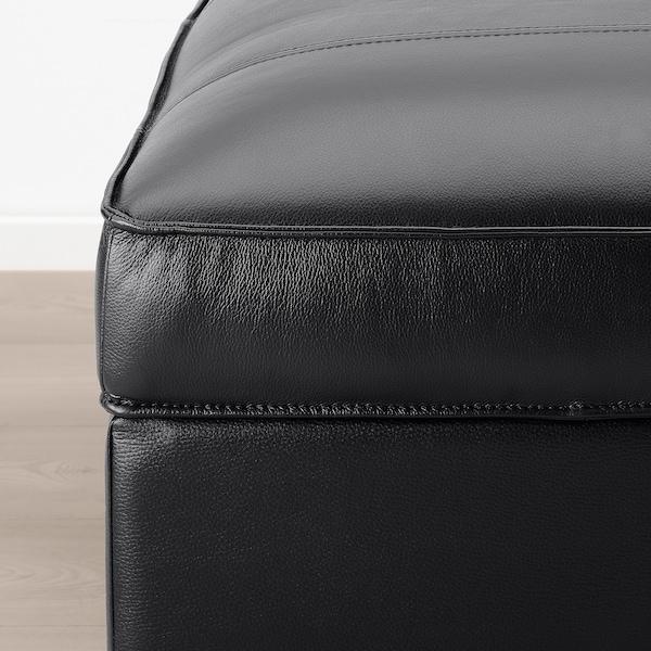 KIVIK Tapecirana stoličica, Grann/Bomstad crna