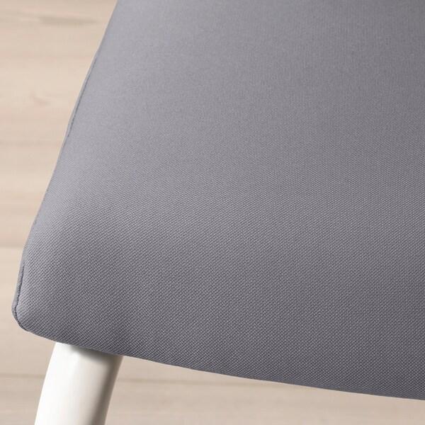 LANGUR Navl. za sed.deč.stolice s umecima, siva