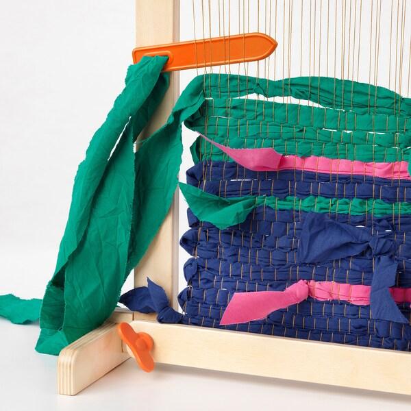 LUSTIGT Razboj za tkanje, set 7 del.