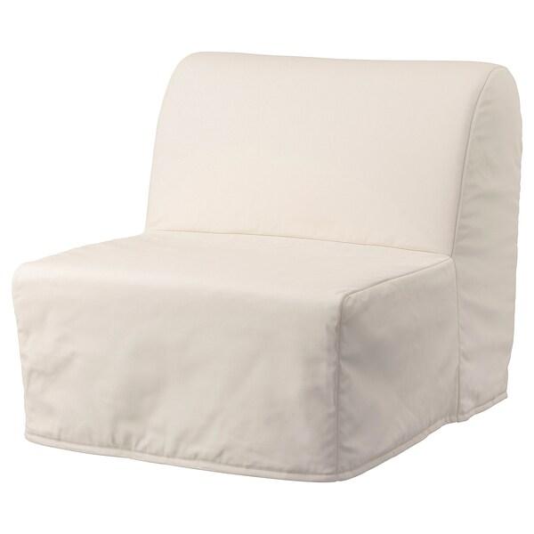 LYCKSELE HÅVET Fotelja na razvlačenje, Ransta natur