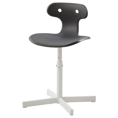 MOLTE Stolica za pisaći sto, siva