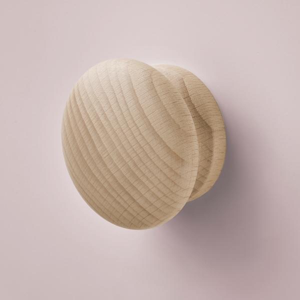 MYLLRA Krevetac s fiokom, bledoroze, 60x120 cm