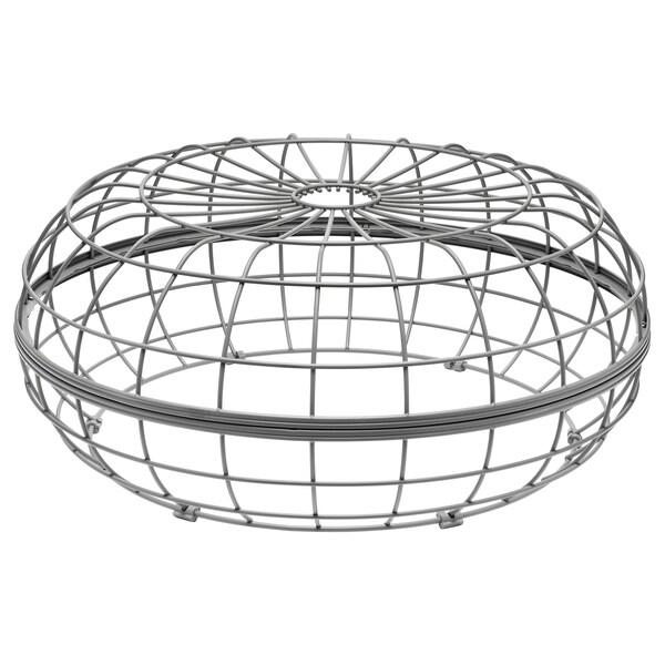 OTTERÖN / INNERSKÄR Tabure,unutra/spolja, tamnozelena, 58 cm