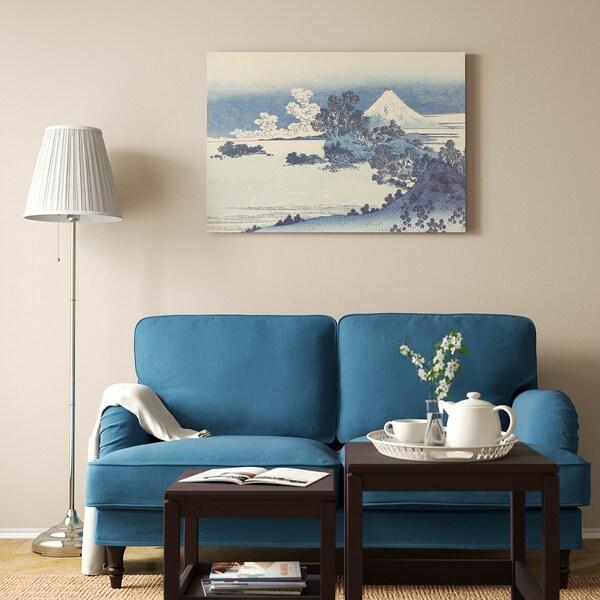 PJÄTTERYD Slika, Pogled na Fidži, 100x70 cm