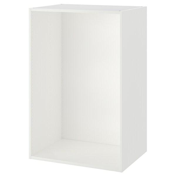 PLATSA Okvir, bela, 80x55x120 cm