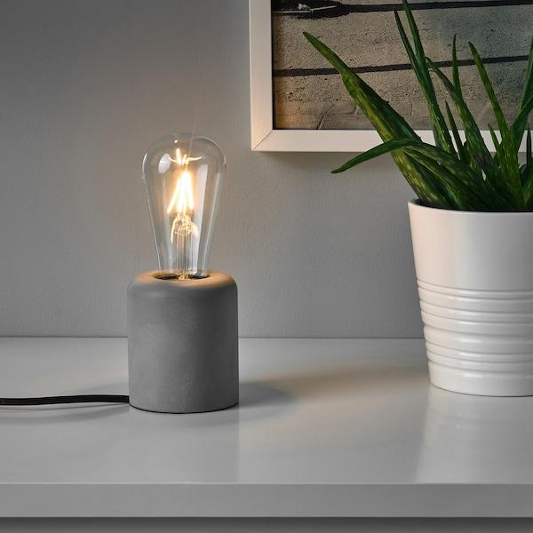 RÅSEGEL Stona lampa