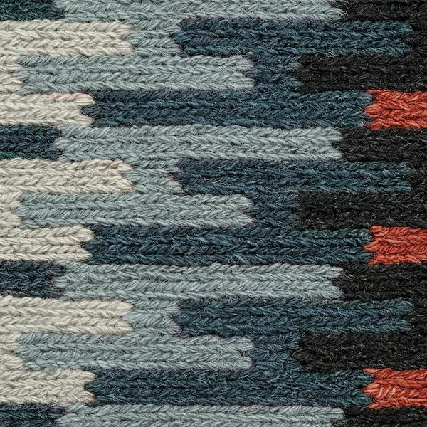 RESENSTAD Tepih, ravno tkani, ručni rad raznobojno, 170x240 cm