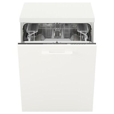 SKINANDE ugradna mašina za suđe siva 90.0 cm 84.0 cm 59.6 cm 55.5 cm 81.8 cm 150 cm 37.20 kg