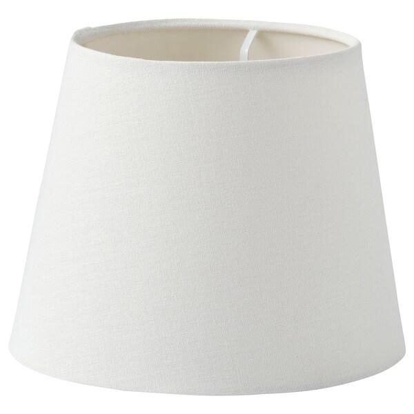 SKOTTORP abažur bela 19 cm 15 cm