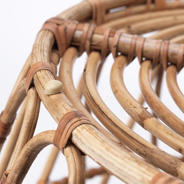 SNIDAD Korpa, ratan, 54x39 cm