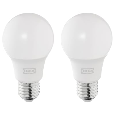 SOLHETTA LED sijalica E27 806 lm, kugla opal bela, 4000 K