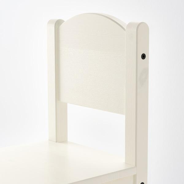 SUNDVIK dečja stolica bela 28 cm 29 cm 55 cm 28 cm 26 cm 29 cm