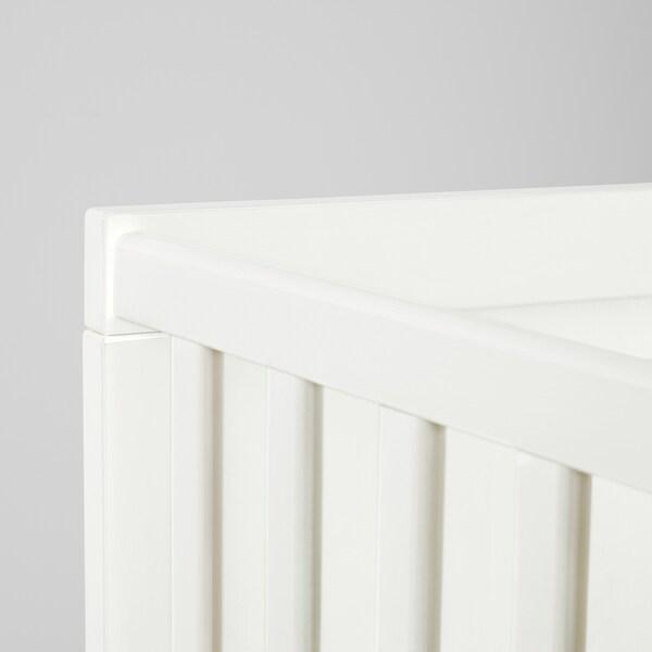 SUNDVIK Krevetac, bela, 60x120 cm