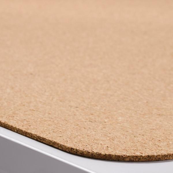 SUSIG podmetač za pisaći sto pluta 45 cm 65 cm