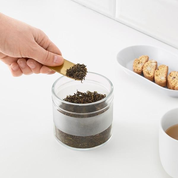 IKEA TRÅDLÖS Kašika za med i merica za čaj