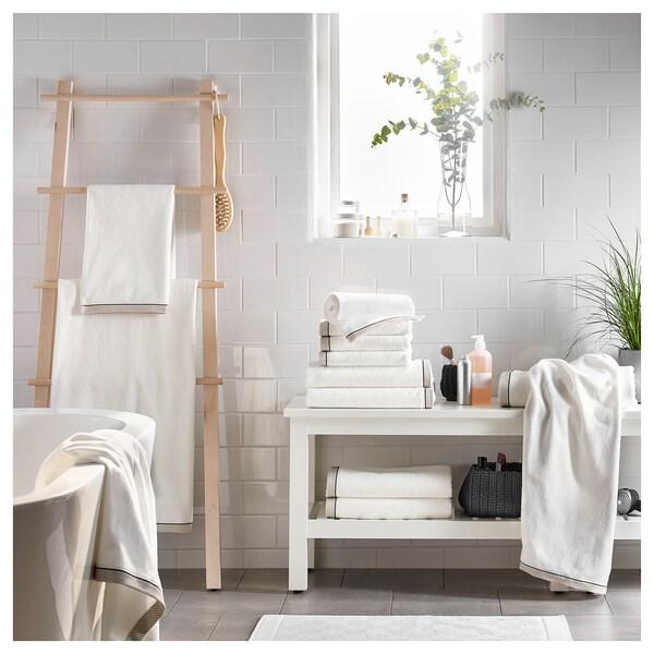 VIKFJÄRD Peškir za kupanje, bela, 70x140 cm