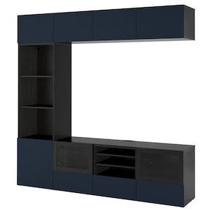 لون: أسود-بني/notviken أزرق زجاج شفاف.