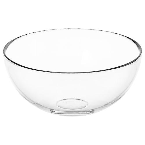 BLANDA سلطانية تقديم. زجاج شفاف 9 سم 20 سم