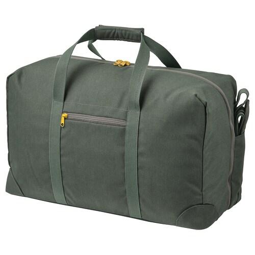 DRÖMSÄCK حقيبة عطلة نهاية الأسبوع أخضر زيتوني 42 ل
