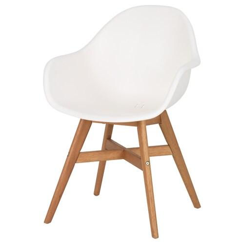FANBYN كرسي مع مساند للذراعين