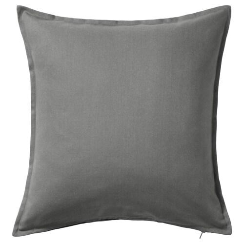 GURLI غطاء وسادة رمادي 65 سم 65 سم