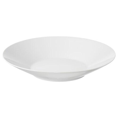 IKEA 365+ سلطانية. جوانب مستقيمة أبيض 6 سم 34 سم