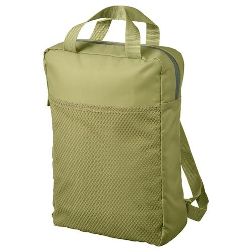 PIVRING حقيبة الظهر أخضر 9 ل