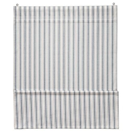 RINGBLOMMA ستارة أبيض/أزرق 160 سم 80 سم 1.28 م²