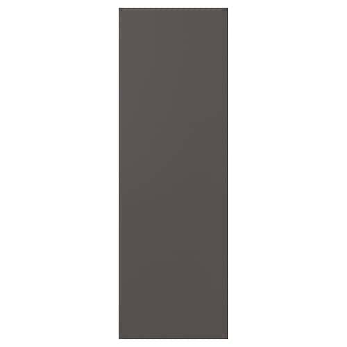 SKATVAL باب رمادي غامق 40.0 سم 120.0 سم 40.0 سم 120.0 سم 1.6 سم