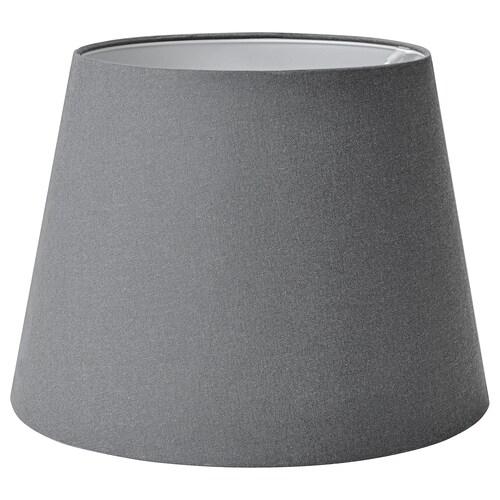 SKOTTORP غطاء مصباح رمادي 42 سم 31 سم