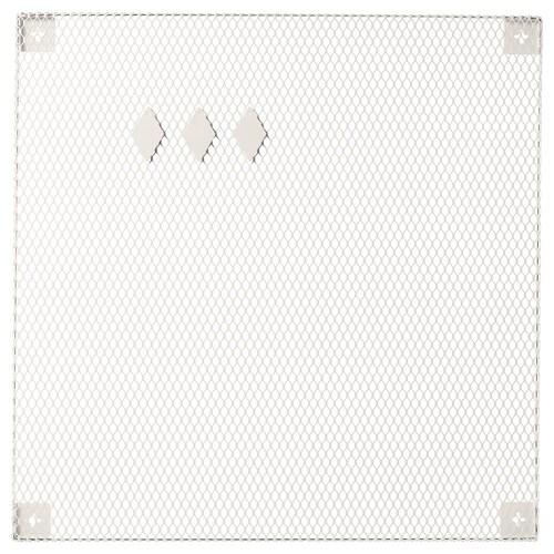 SÖDERGARN لوحة ملاحظات بمغناطيس أبيض 60 سم 60 سم