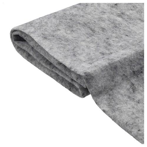 STOPP FILT سجادة تحتية مع مانع إنزلاق 125 سم 65 سم 0.81 م² 130 g/m²
