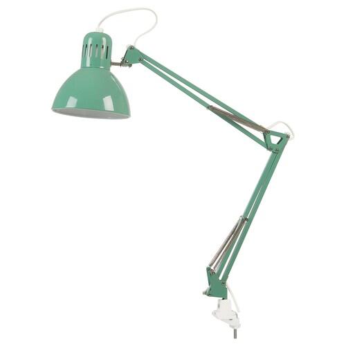 TERTIAL مصباح مكتب أخضر فاتح 13 واط 17 سم 1.5 م