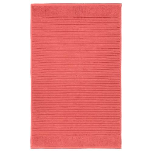 ALSTERN bath mat light red 900 g/m² 80 cm 50 cm 0.40 m²