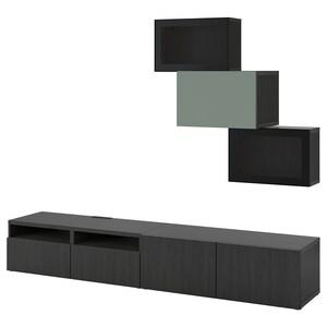 Colour: Black-brown lappviken/notviken grey-green.