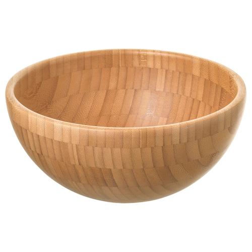 BLANDA MATT serving bowl bamboo 9 cm 20 cm
