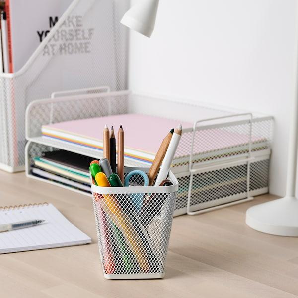 DRÖNJÖNS كوب أقلام, أبيض
