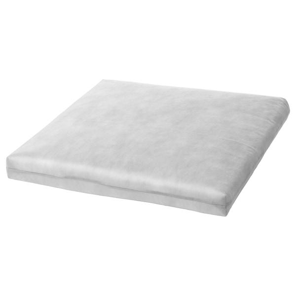 DUVHOLMEN Inner cushion for chair cushion, outdoor grey, 50x50 cm
