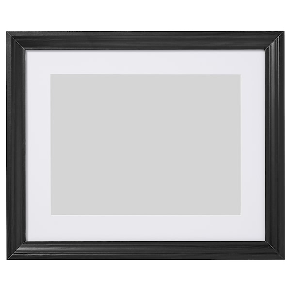 EDSBRUK برواز, صباغ أسود, 40x50 سم
