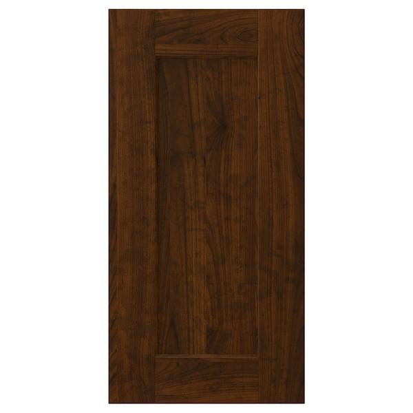 EDSERUM باب, مظهر الخشب بني, 30x60 سم
