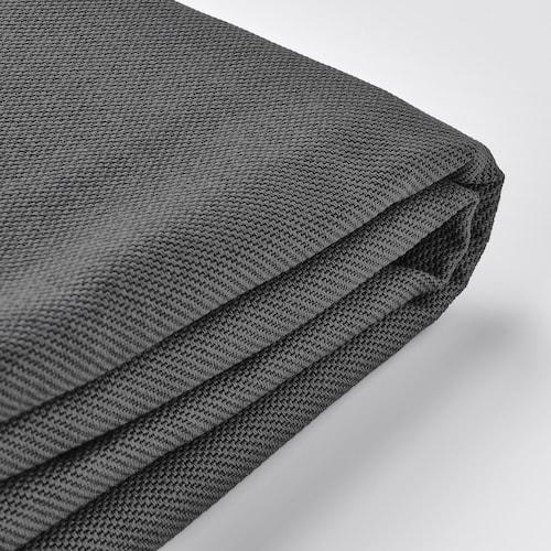 EKTORP cover for 2-seat sofa Hallarp grey