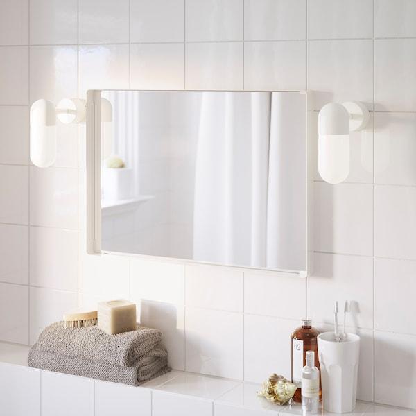 Enudden Mirror White Ikea