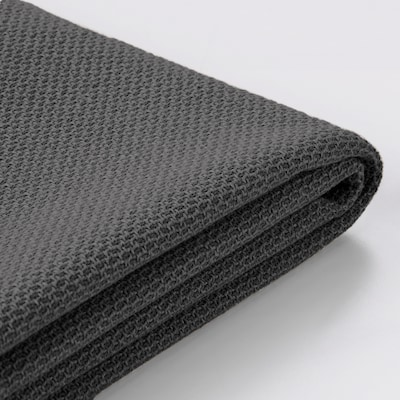 FÄRLÖV Cover for 2-seat sofa, Flodafors grey