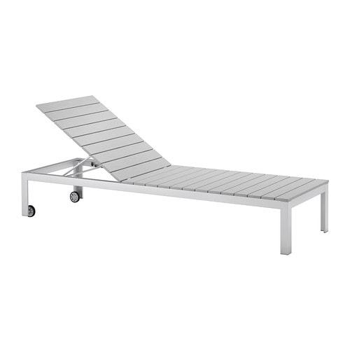 falster sun lounger grey ikea. Black Bedroom Furniture Sets. Home Design Ideas