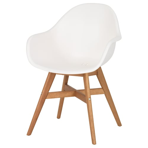 FANBYN chair with armrests