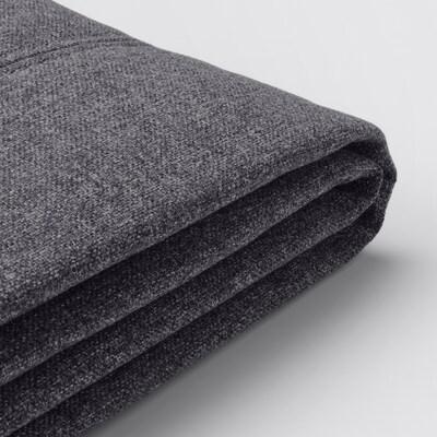 FLOTTEBO Cover sofa-bed, Gunnared medium grey, 120 cm