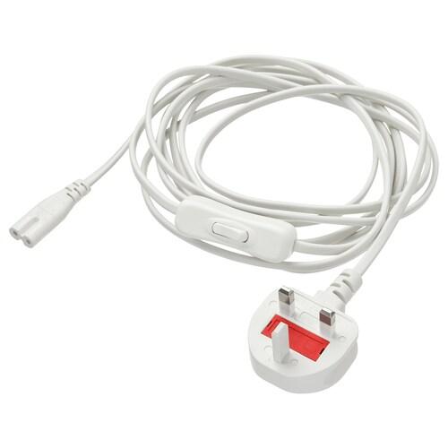 FÖRNIMMA power supply cord 3.5 m