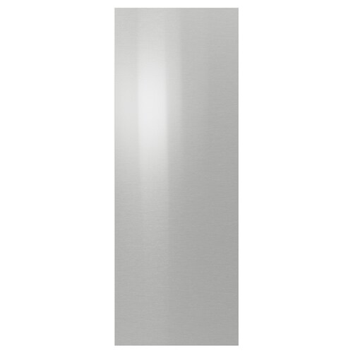 GREVSTA cover panel stainless steel 39.0 cm 100.0 cm 1.3 cm